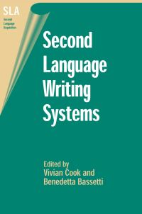 Jacket Image For: Second Language Writing Systems