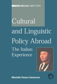 Jacket Image For: Cultural and Linguistic Policy Abroad