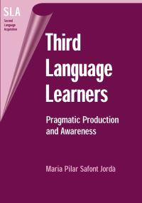 Jacket Image For: Third Language Learners