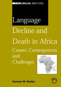 Jacket Image For: Language Decline and Death in Africa