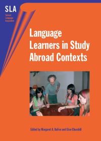 Jacket Image For: Language Learners in Study Abroad Contexts