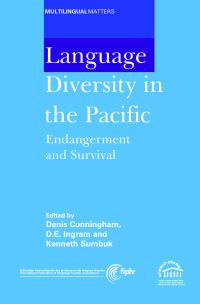 Jacket Image For: Language Diversity in the Pacific