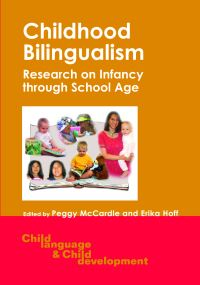 Jacket Image For: Childhood Bilingualism