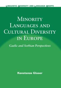 Jacket Image For: Minority Languages and Cultural Diversity in Europe