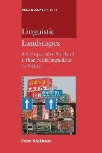 Jacket Image For: Linguistic Landscapes