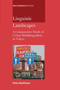 Jacket Image For: Linguistic Landscapes