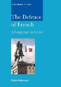 Jacket Image For: The Defence of French