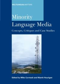 Jacket Image For: Minority Language Media