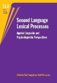 Jacket Image For: Second Language Lexical Processes