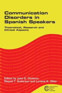 Jacket Image For: Communication Disorders in Spanish Speakers