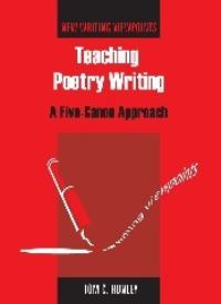 Jacket Image For: Teaching Poetry Writing