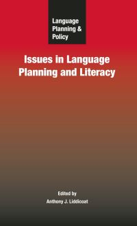 Jacket Image For: Language Planning and Policy: Issues in Language Planning and Literacy