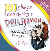 Jacket image for 101 Things to Do During a Dull Sermon
