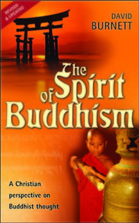 Jacket image for The Spirit of Buddhism