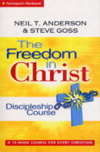 Jacket image for Freedom in Christ Workbook