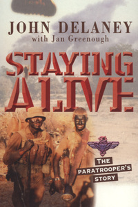 Jacket image for Staying Alive