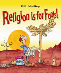 Jacket image for Religion is for Fools
