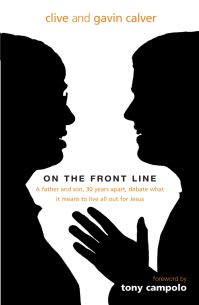 Jacket image for On the Front Line