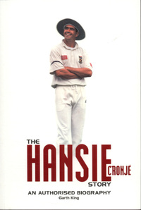 Jacket image for The Hansie Cronje Story