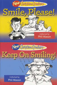 Jacket image for Crack a Smile for £1.99
