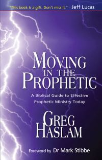 Jacket image for Moving in the Prophetic
