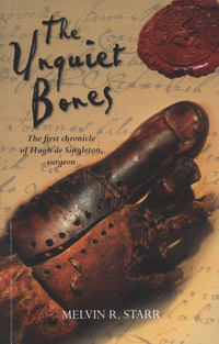 Jacket image for The Unquiet Bones