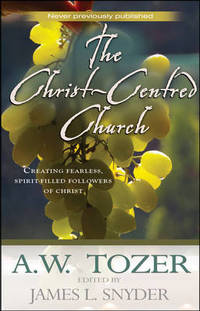 Jacket image for The Christ-Centred Church