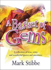 Jacket image for A Basket of Gems
