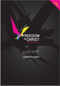 Jacket image for Freedom in Christ for Young People, Leader's Guide