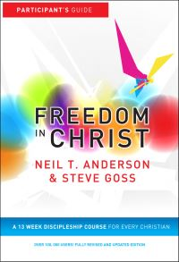 Jacket image for Freedom in Christ: Workbook
