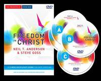 Jacket image for Freedom in Christ DVD