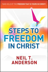 Jacket image for Steps to Freedom in Christ Workbook