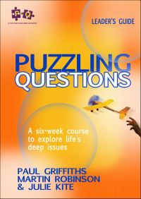 Jacket image for Puzzling Questions, Leader's Guide