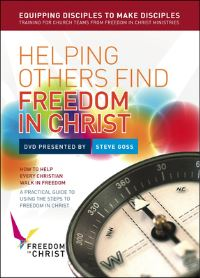 Jacket image for Helping Others Find Freedom in Christ