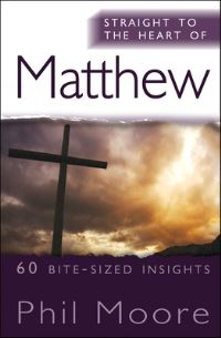 Jacket image for Straight to the Heart of Matthew