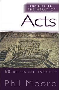 Jacket image for Straight to the Heart of Acts