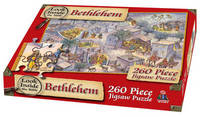 Jacket image for Look Inside Bethlehem Jigsaw