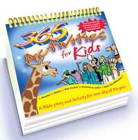 Jacket image for 365 Activities for Kids