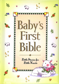 Jacket image for Baby's First Bible