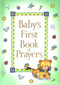 Jacket image for Baby's First Book of Prayers