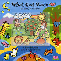 Jacket image for What God Made