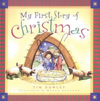 Jacket image for My First Story of Christmas