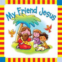 Jacket image for My Friend Jesus