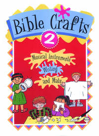 Jacket image for Bible Crafts for Kids