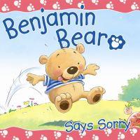 Jacket image for Benjamin Bear Says Sorry