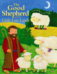 Jacket image for The Good Shepherd and the Little Lost Lamb