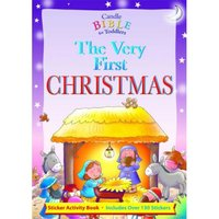 Jacket image for The Very First Christmas