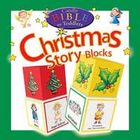 Jacket image for Candle Bible for Toddlers Christmas Story Blocks