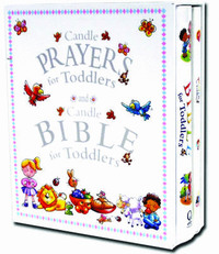 Jacket image for Candle Bible for Toddlers & Candle Prayers for Toddlers