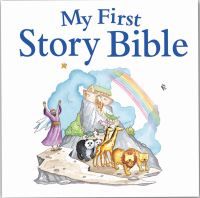 Jacket image for My First Story Bible